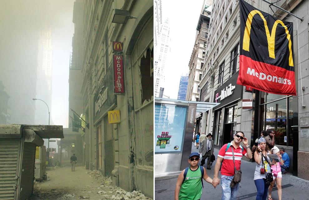 Atentado En Nueva Zelanda Video Gallery: En Fotos: La Ciudad De Nueva York, Diez Años Después Del 11-S