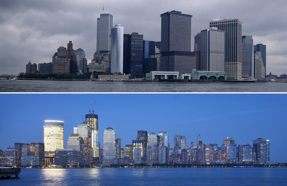 Nueva York antes de tetas