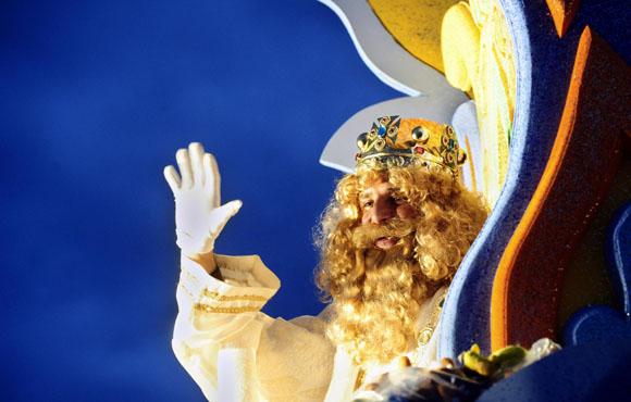 Los Reyes Magos españoles, los más generosos de Europa