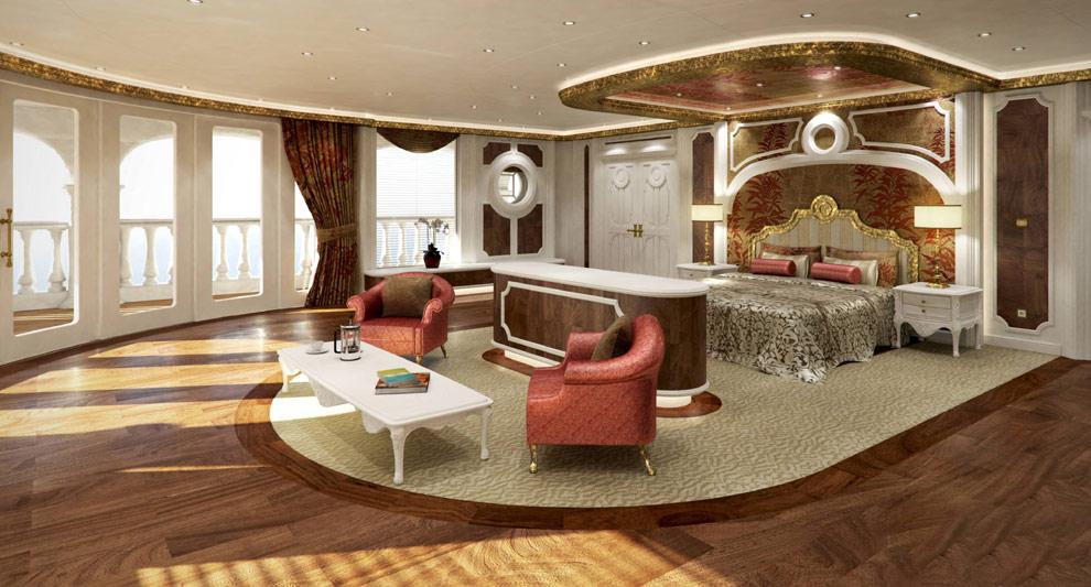 Yates de lujo espectaculares - Yates de lujo interior ...