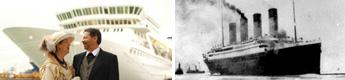Se cumplen cien años del hundimiento del Titanic, ¿se imagina recrear el histórico viaje a bordo de un crucero?