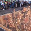 ¡Un ejército de terracota toma las calles de Florida!
