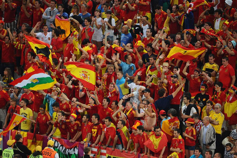 ¡'La Roja' jugará la final de la Eurocopa 2012!