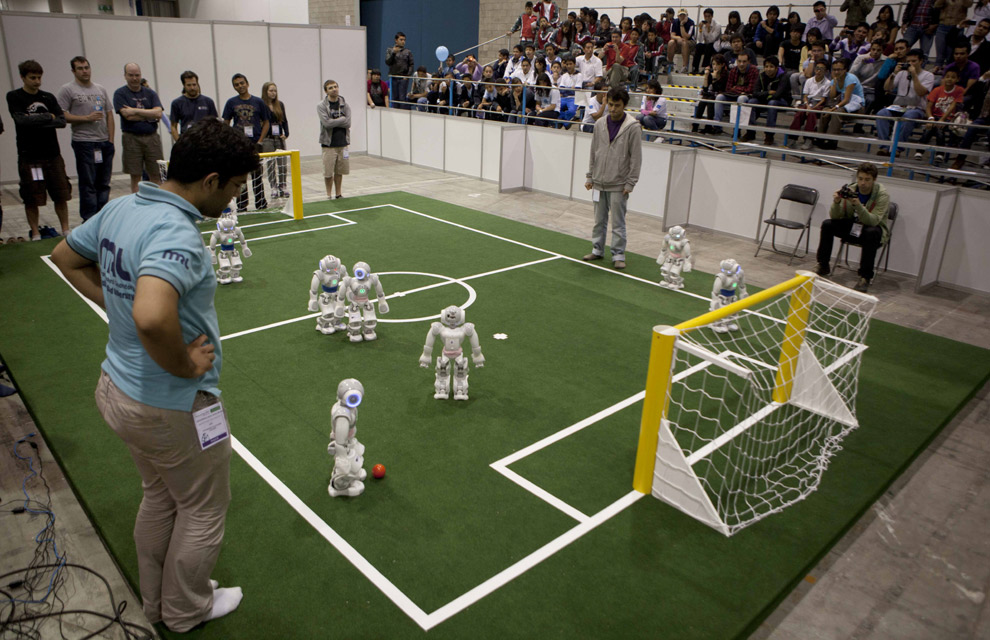 En Europa es la Eurocopa y en México, la 'Robocopa'