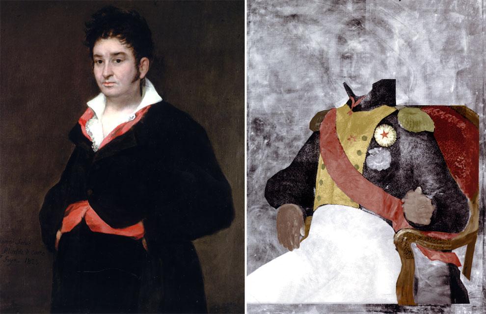 Image result for Francisco Goya -The Hidden General Rijksmuseum i