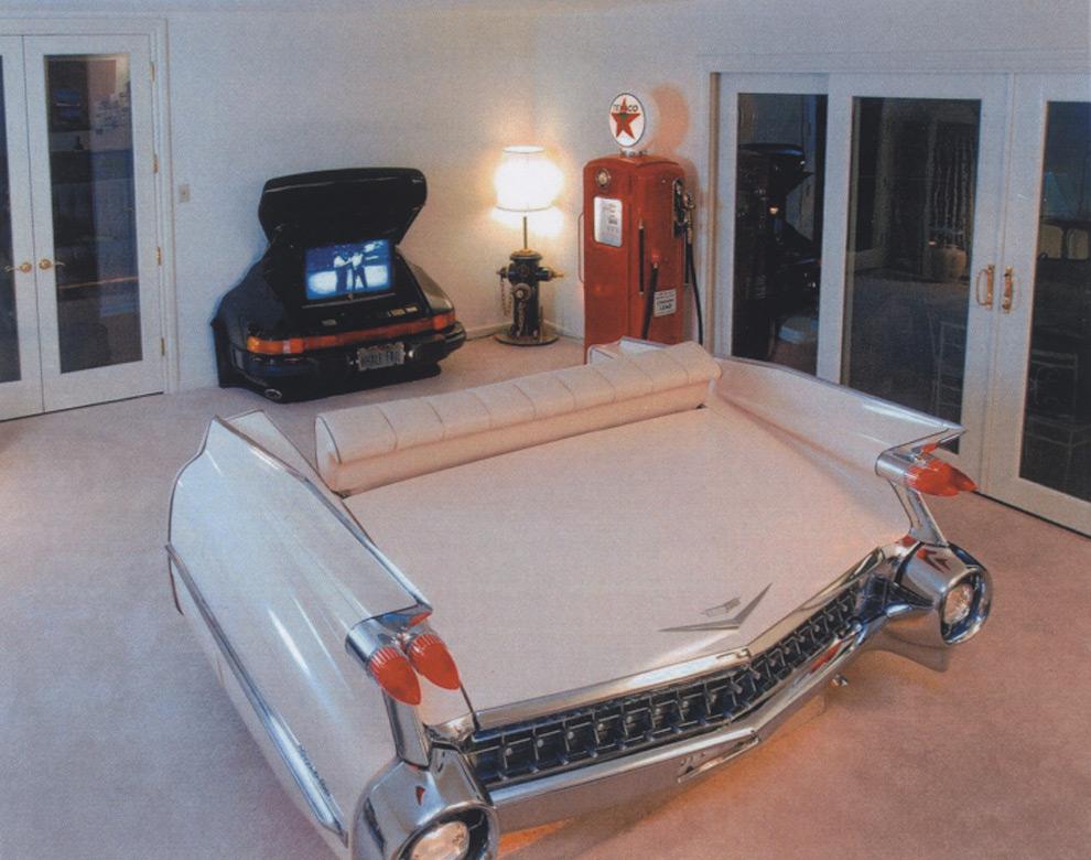Un cadillac o un porsche para decorar su casa for Casa ordoqui muebles