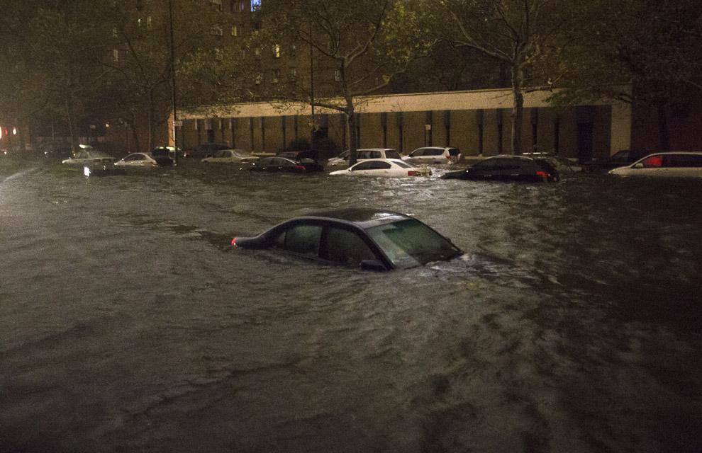 La Nueva York nunca vista tras el paso de la tormenta Sandy