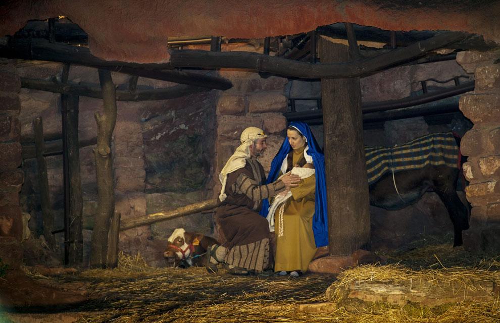 Belenes en todo el mundo para celebrar la Navidad