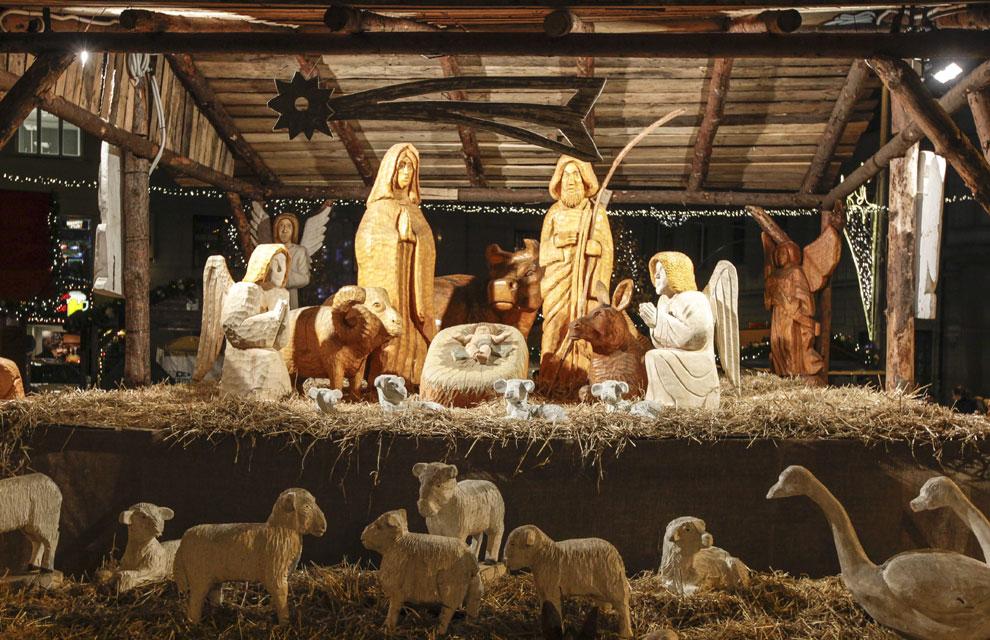Belenes en todo el mundo para celebrar la navidad for Nacimiento belen