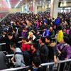 La mayor 'operación salida' del mundo tiene lugar en China