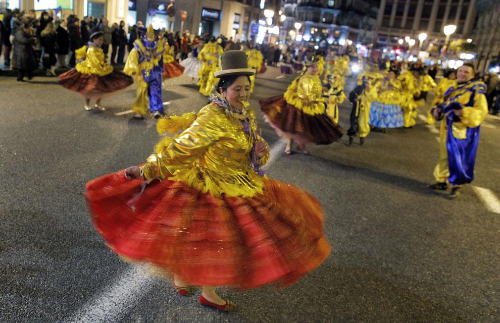 Disfraces, baile y diversión para celebrar el Carnaval 2013