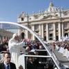 En fotos, la multitudinaria despedida de Benedicto XVI