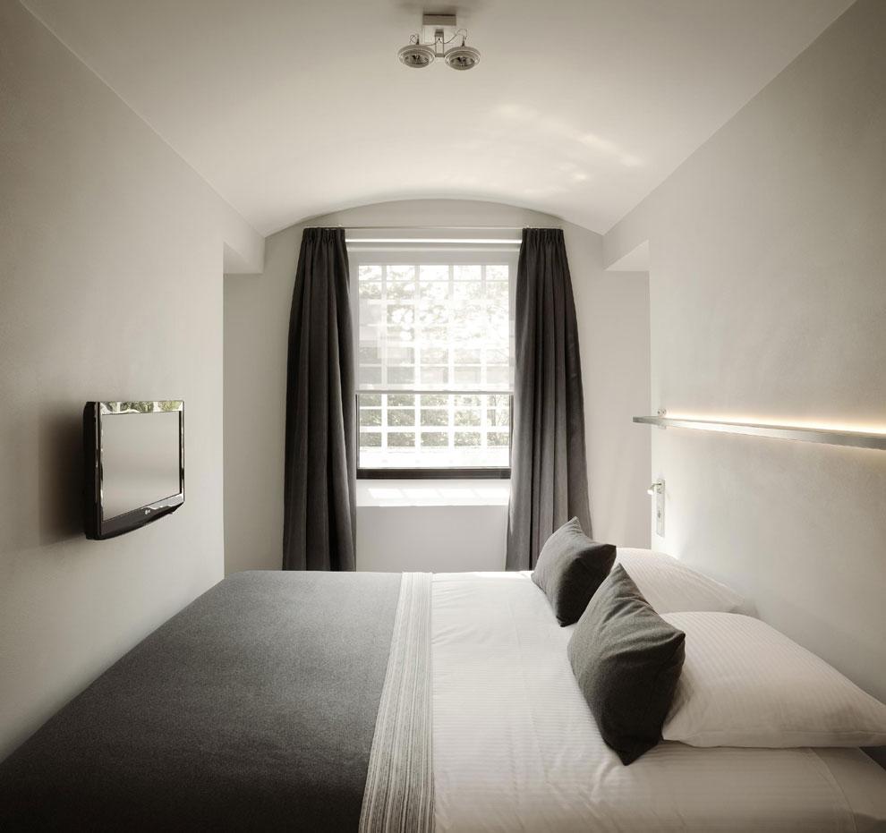Antes era una prisi n y ahora un hotel de lujo for Hotel design genes