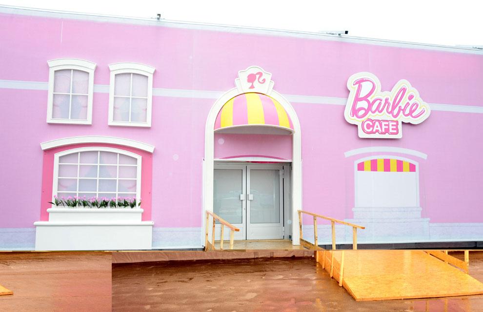 Así es la 'casa de ensueño de Barbie'