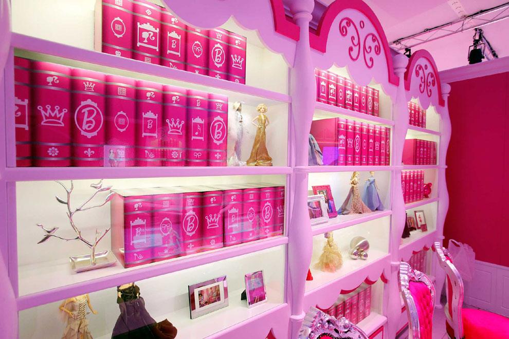 As es la 39 casa de ensue o de barbie 39 foto - La casa de barbie de juguete ...