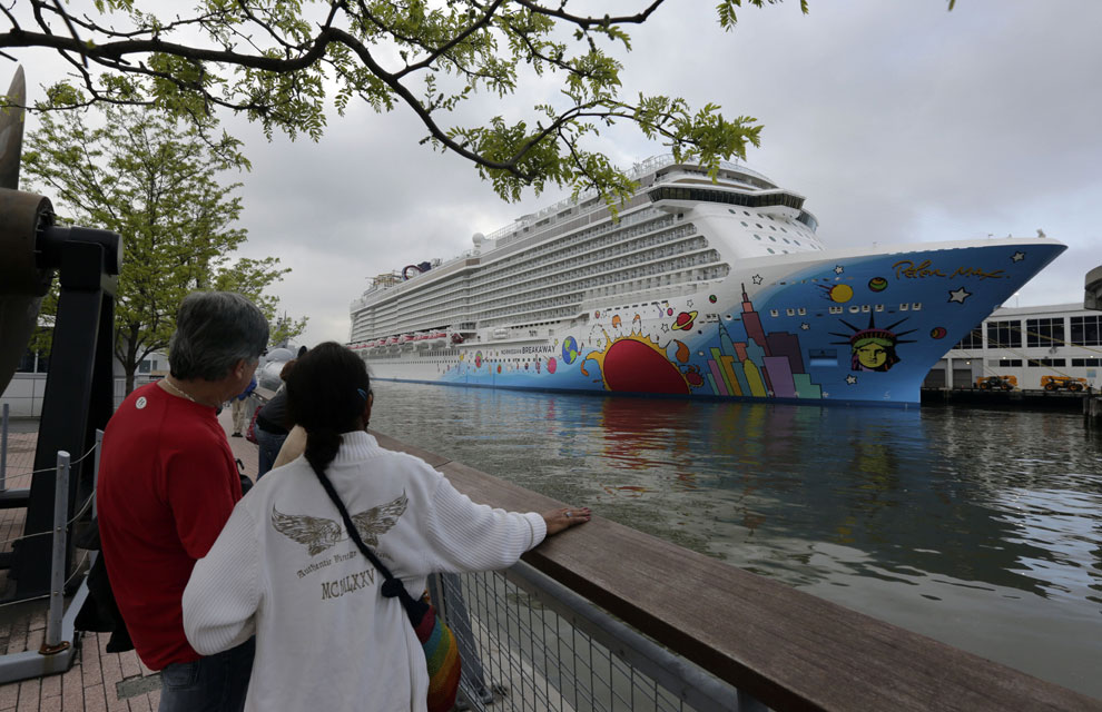El lujo navega a bordo del 'Norwegian Breakaway'