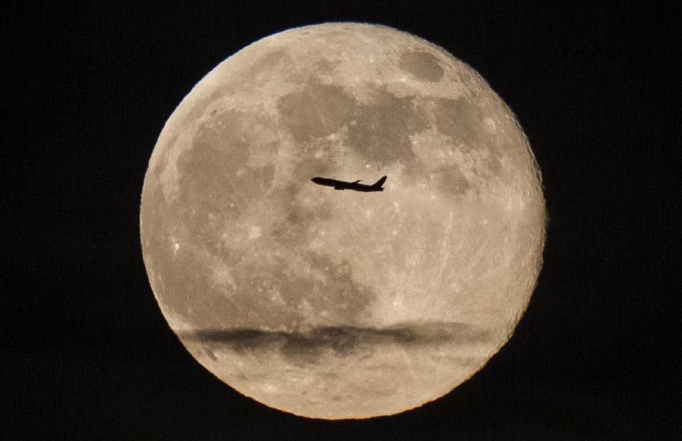 Las fotos más espectaculares de la 'superluna'