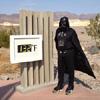 Corre vestido de Darth Vader para batir un récord