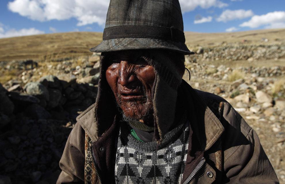 El hombre más longevo del mundo vive en Bolivia