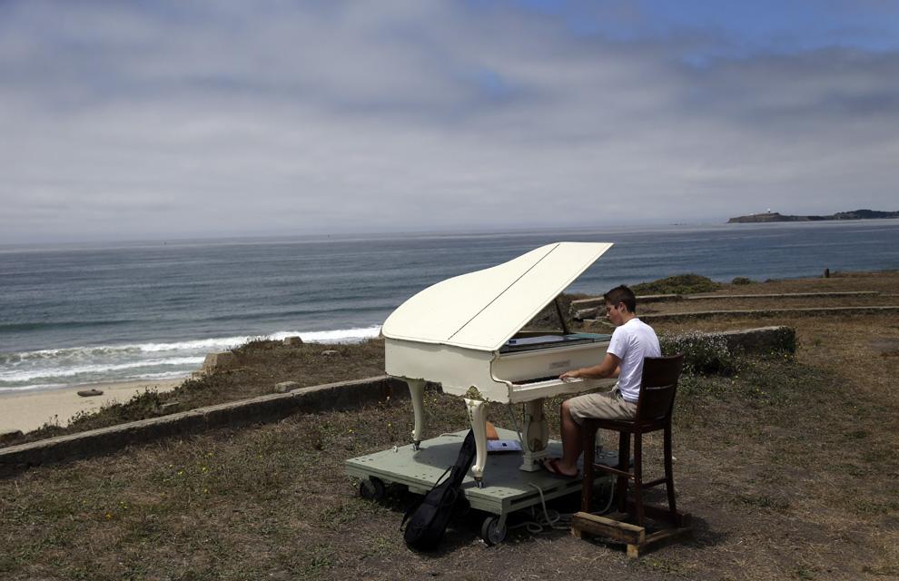 Poniendo música a la costa del Pacífico