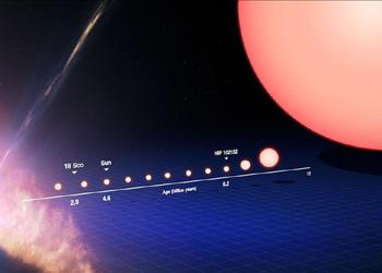 Descubren la estrella gemela del Sol más antigua