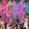 Una carrera a todo color en Sídney
