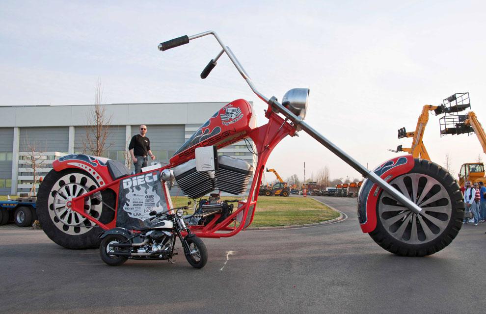 Una moto para ser el amo y señor de la carretera