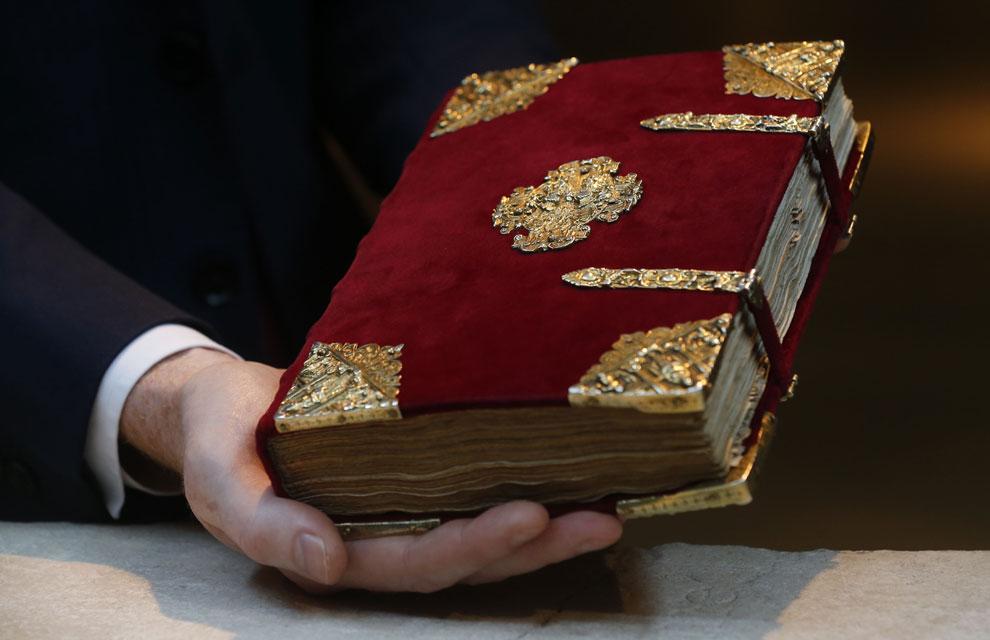 Así es el libro ilustrado más caro del mundo