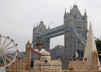 Un Londres para hincarle el diente