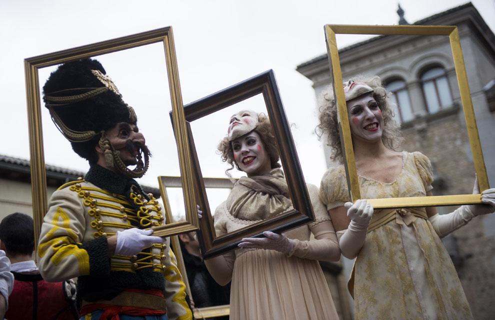 Las mejores imágenes del Carnaval 2014
