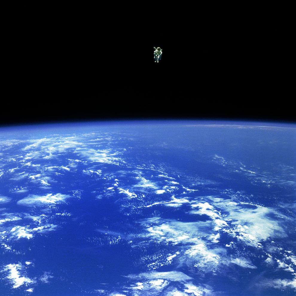 Así es la verdadera 'Gravity'
