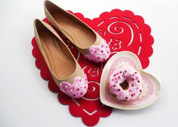 Unos zapatos de lo más golosos