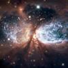 Una fotógrafa crea galaxias en miniatura