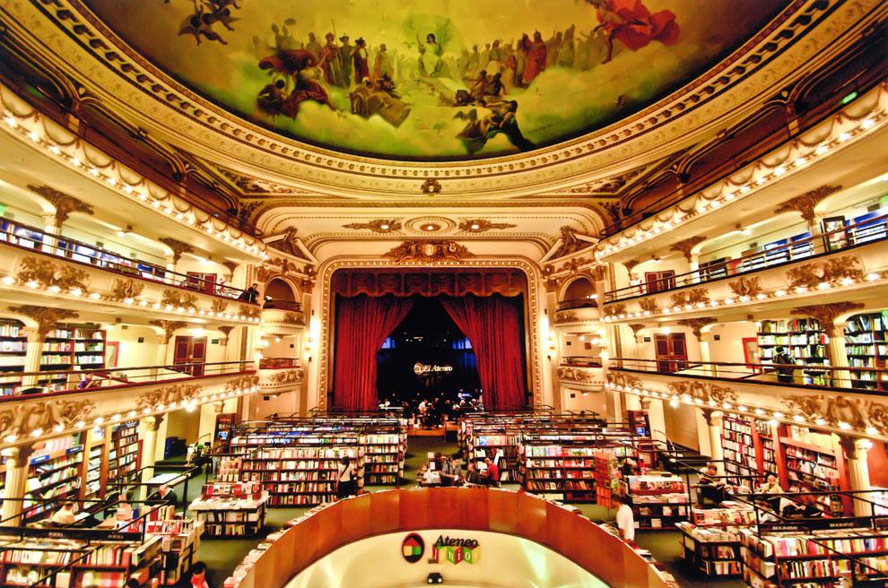 La librería más bella y original del mundo