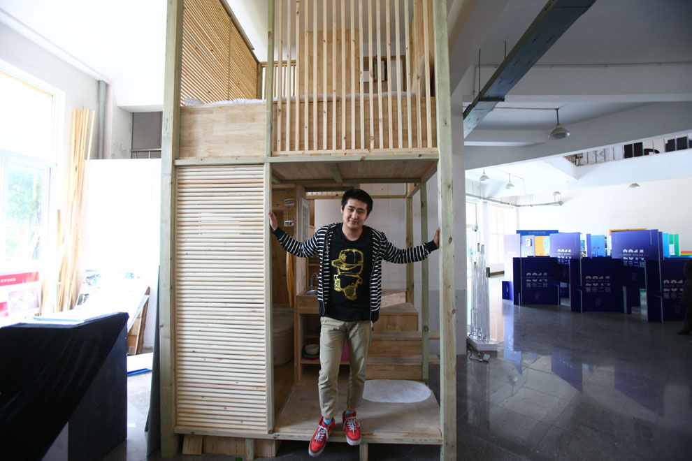 La casa m s peque a del mundo est en china for Decoracion china para casas
