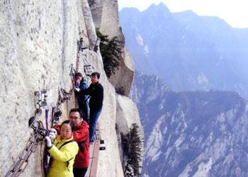 La ruta turística más peligrosa del mundo