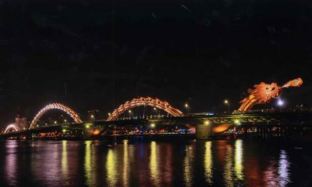 Un puente único en el mundo