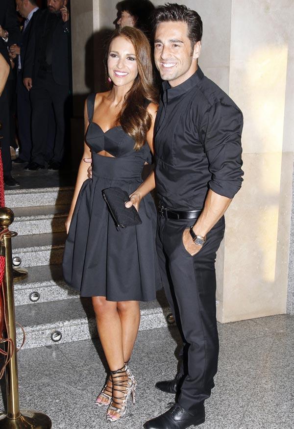David Bustamante y Paula