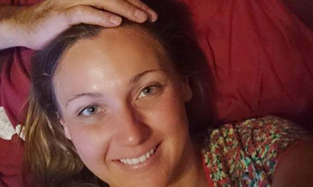 Cayetano Martínez de Irujo y Melani Costa, el 'selfie' de la felicidad