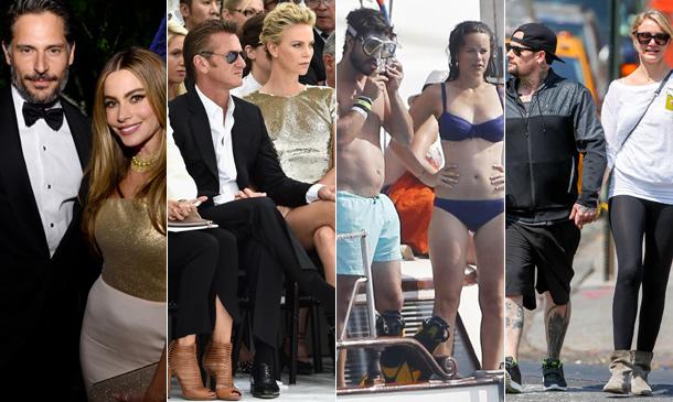 Las parejas más 'hot' del verano