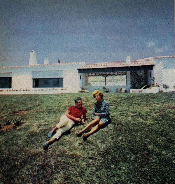 ¿Qué pasó en el verano de 1963? Los Duques de Alba estrenan casa en Marbella