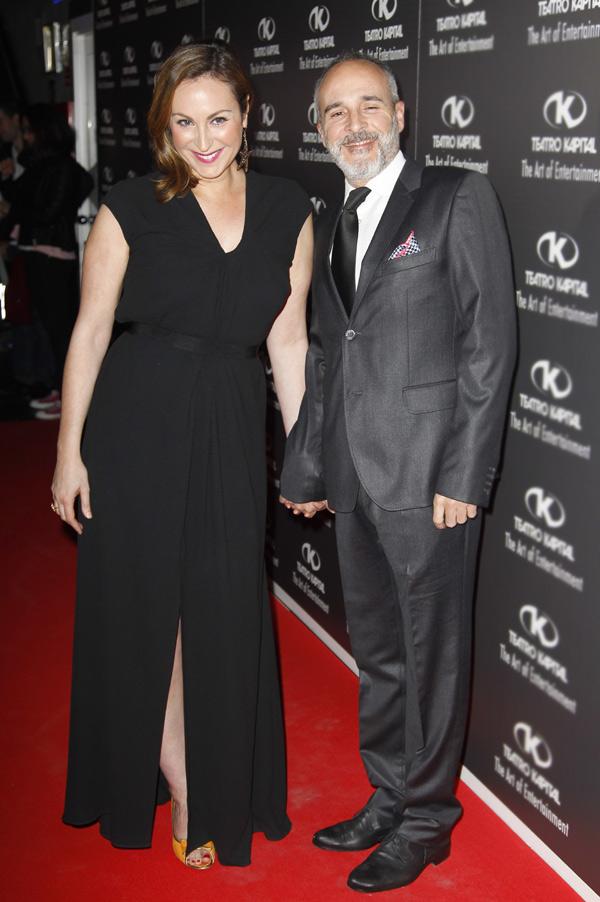 El 'ángel' de Fernando Guillén Cuervo enamora también a su suegra