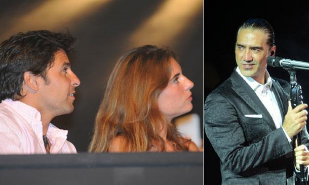 El amor viajero de Francisco Rivera y Lourdes Montes aterriza en el Starlite de Marbella