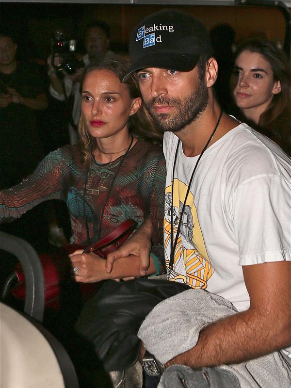 Todos quieren bailar con Beyoncé: Natalie Portman, los Beckham, Salma Hayek...