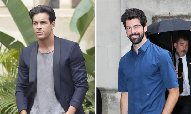 Mario Casas, Miguel Ángel Muñoz, Álex González... los 'guapos oficiales' españoles también enamoran fuera de nuestras fronteras