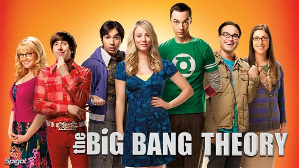 El sueldo de los actores de 'The Big Bang theory' supera al de las estrellas de Hollywood