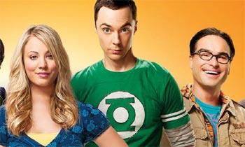 El sueldo de los actores de 'The Big Bang theory' supera al de las estrellas de Hollywood