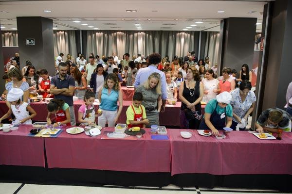 39 avalancha 39 de candidatos en el casting de 39 masterchef - Escuela de cocina masterchef ...