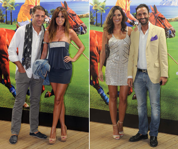 Una fiesta con mucho 'glamour' y un toque exótico con Lara Dibildos, Elena Tablada, Luján Argüelles...