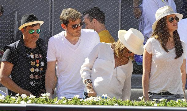 El bonito regalo de Iker Casillas y Sara Carbonero a Alma, la hija de sus amigos Alejandro Sanz y Raquel Perera